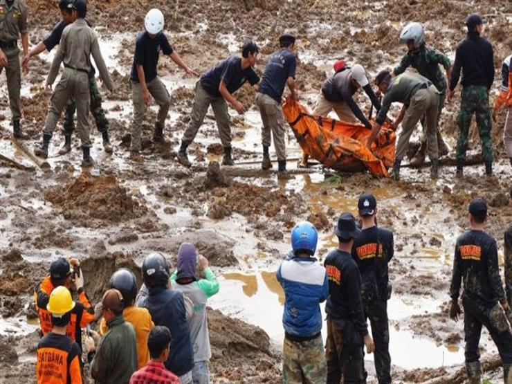 ارتفاع قتلى زلزال وتسونامي إندونيسيا إلى 384 قتيلًا