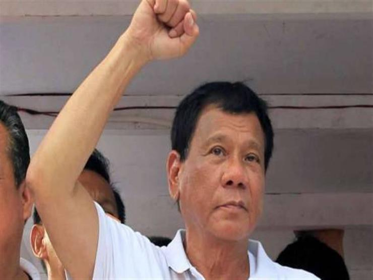 """رئيس الفلبين يحصل على تقييم """"جيد جدا"""" في استطلاع رأي حديث"""