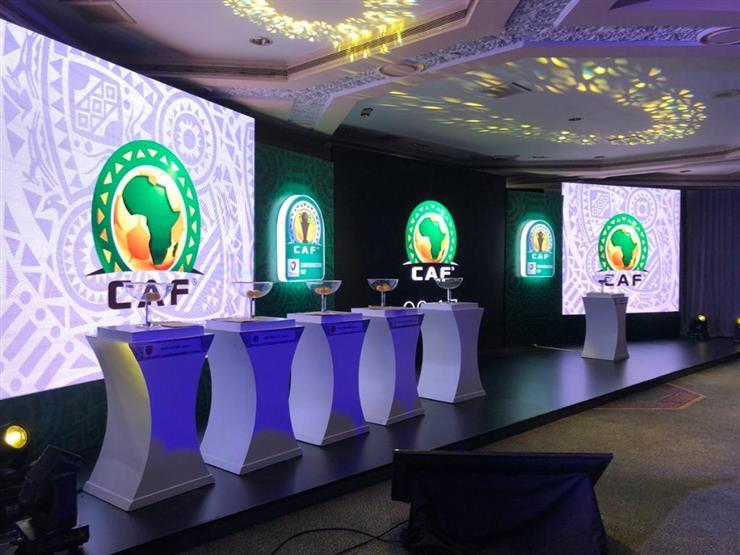 قرعة دور المجموعات بالكونفدرالية الإثنين المقبل بمصر