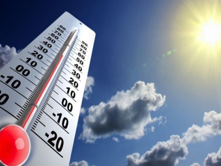 الأرصاد  تكشف عن انخفاض الحرارة غدًا وأماكن سقوط الأمطار...مصراوى