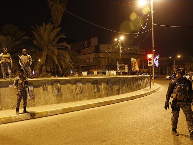 إعلان حظر التجوال الليلي في محافظة البصرة العراقية