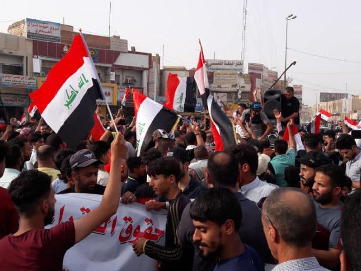 تحالف عراقي يطالب الأمن بضبط النفس مع متظاهري البصرة