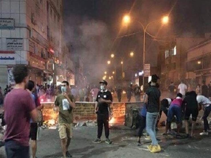 مصدر عراقي: احتراق مكتب محافظ البصرة ونائبه وسط المحافظة