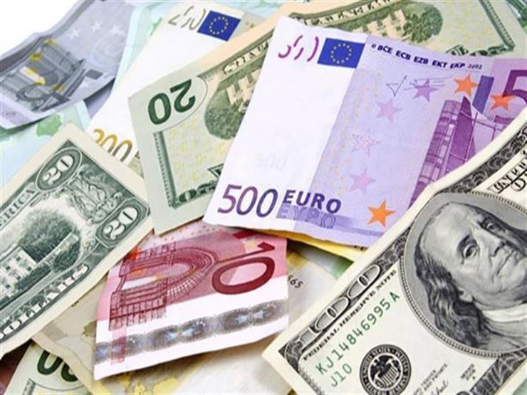 الدولار يستقر.. أسعار العملات أمام الجنيه في أسبوع