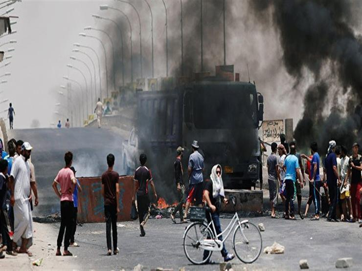 سقوط قذائف و صافرات إنذار بالقرب من السفارة الأمريكية في بغداد