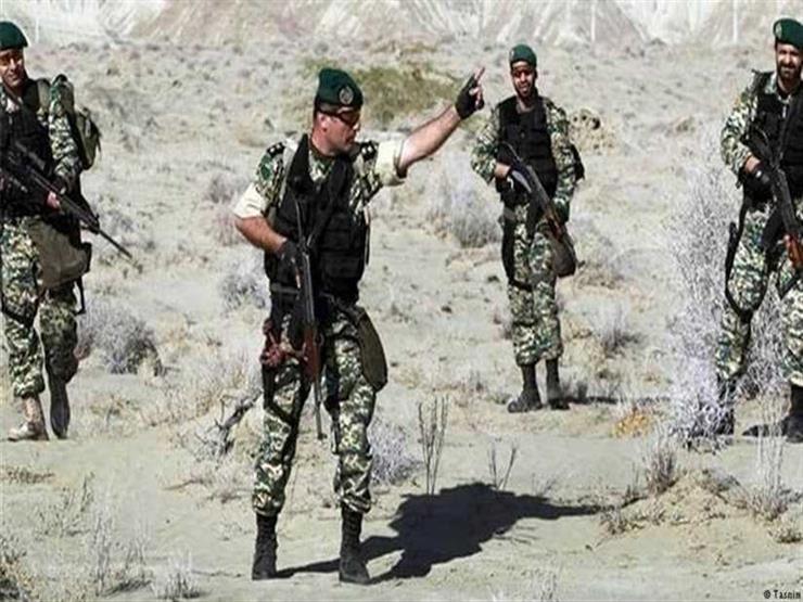 الحرس الثوري الإيراني يقتل 6 مسلحين أكراد بالقرب من الحدود مع العراق