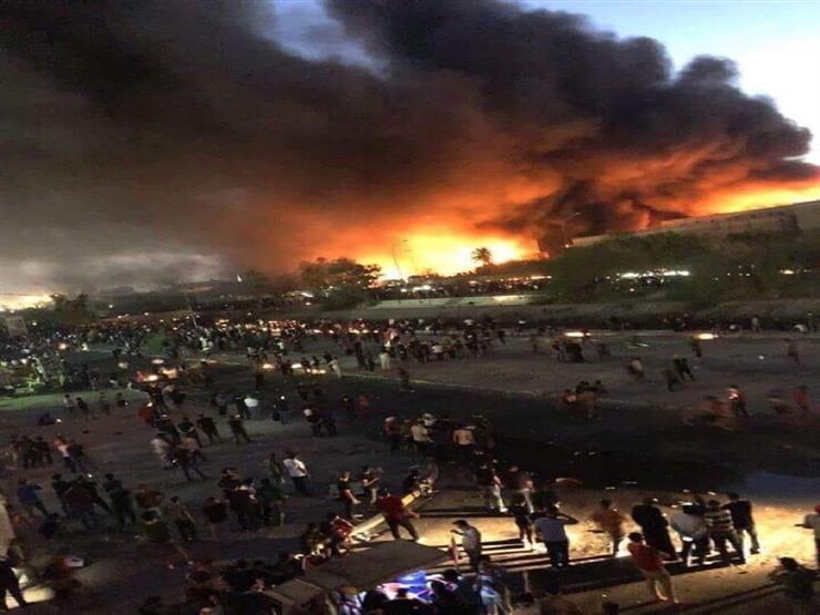 الحشد الشعبي العراقي يُحمل أمريكا مسؤولية ما تشهده البصرة من اضطرابات أمنية