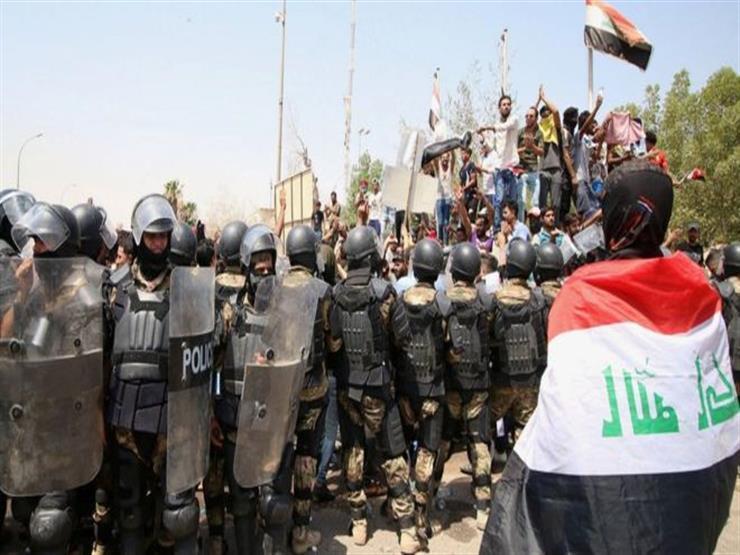 مقتل 3عراقيين وإصابة 50 آخرين في اضطرابات البصرة