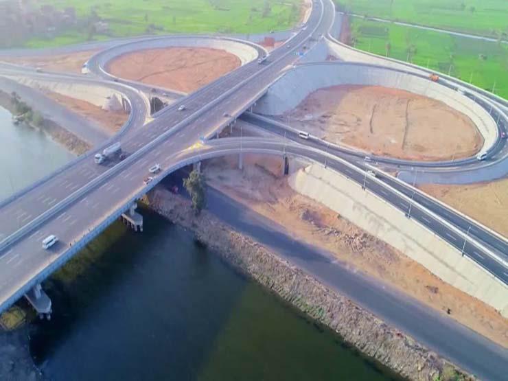ننشر أماكن مداخل الطريق الإقليمي الجديد من الطرق الرئيسية