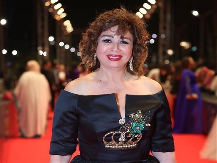 """إلهام شاهين: """"يارب 2019 تكون سنة سعيدة على مصر والأمة العربية"""""""