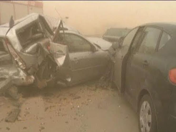 لتفادي مخاطر الحوادث أثناء القيادة في الأجواء العاصفة.. اتبع هذه النصائح