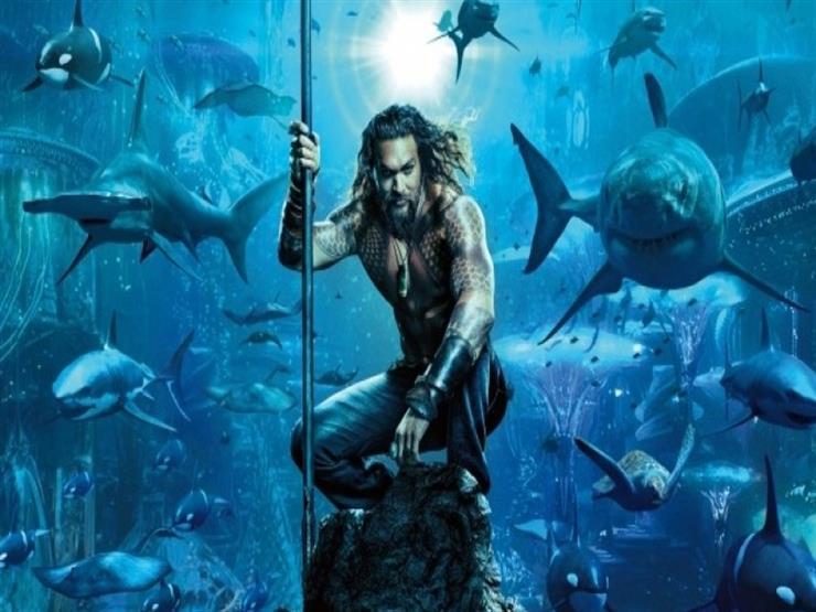 """إيرادات الأربعاء.. """"Aquaman"""" الأول و""""creed 2"""" يتراجع للمركز الخامس"""