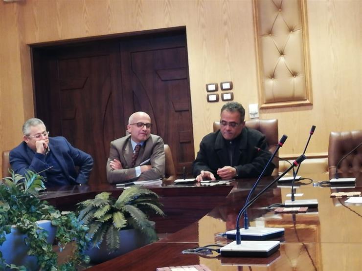 نائب رئيس جامعة عين شمس: ندعم جميع الأنشطة الطلابية المختلفة