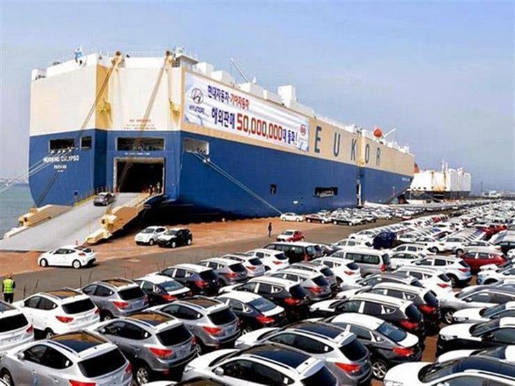 خبير سيارات: 48 سيارة لكل 1000 مواطن في مصر