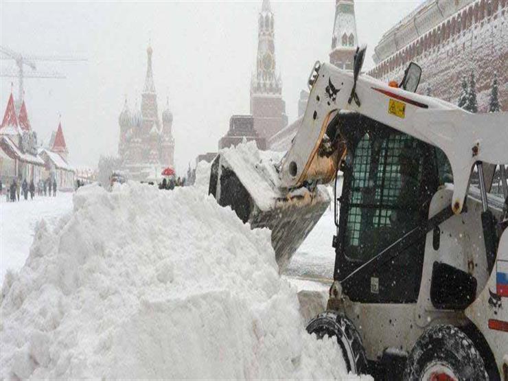 الثلوج تتسبب بغلق العديد من الطرقات بمدن الجزائر