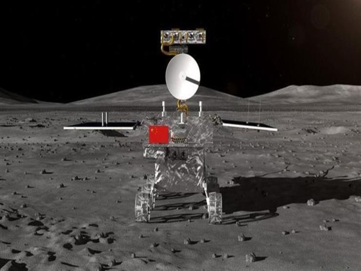 فيديو| عملية هبوط المسبار الفضائي الصيني على القمر