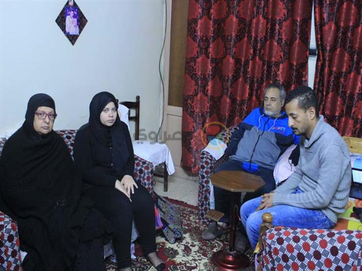 """ودّع أسرته قبل وفاته.. مصراوي يحاور أسرة المرشد السياحي لـ""""أتوبيس المريوطية"""""""