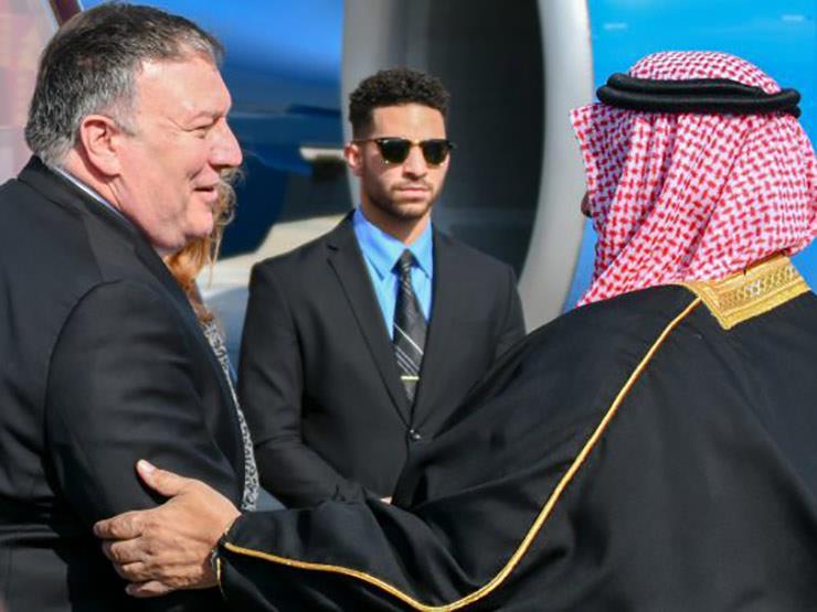ملك البحرين يبحث مع بومبيو مجمل التطورات في المنطقة