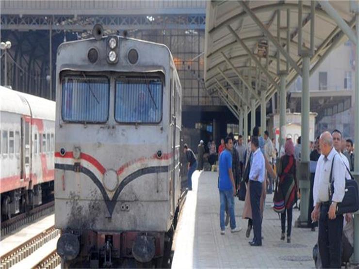 """رسلان: """"السكة الحديد أرخص وسيلة نقل بمصر"""" -فيديو"""