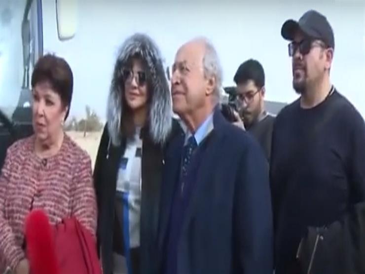 أديب يذيع جولة الوفد المصري المشارك بمهرجان شتاء طنطورة بالسعودية
