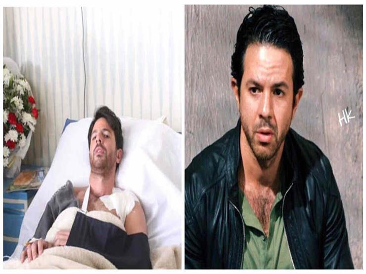بعد نقله للمستشفى.. حفيد كمال الشناوي يكشف لمصراوي تفاصيل إصابته