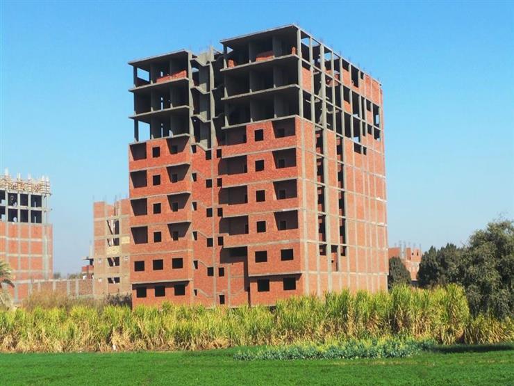 قطع المرافق عن المباني المخالفة لقرار طلاء الواجهات في بورسعيد