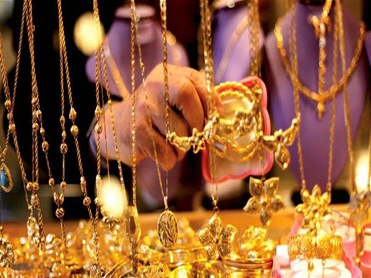 أسعار الذهب تعاود الانخفاض في السوق المحلي خلال تعاملات اليوم
