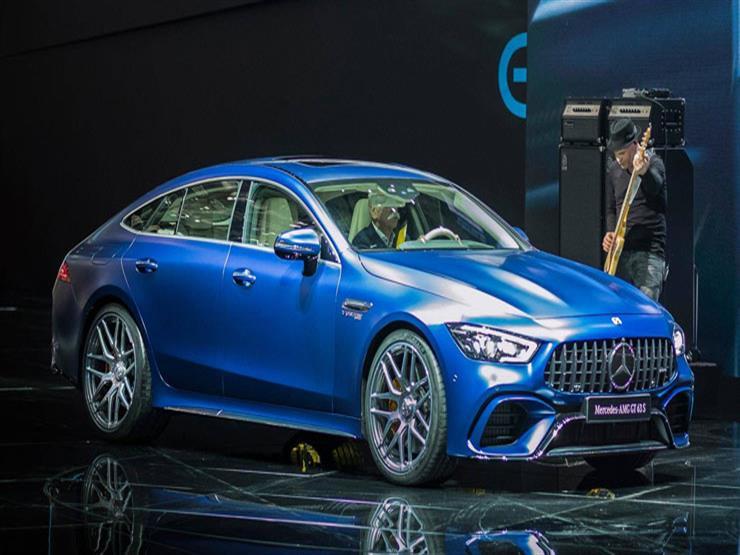 """مرسيدس تعلن عن باقة أيروديناميكية لـ""""AMG GT"""" بـ69 ألف جنيه"""