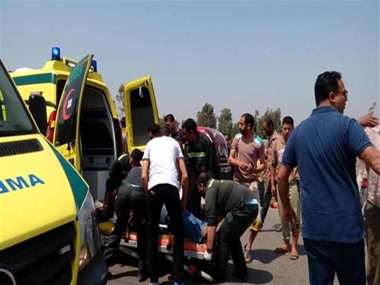 مصرع طفل وإصابة 4 في حادثتين منفصلتين بالوادي الجديد
