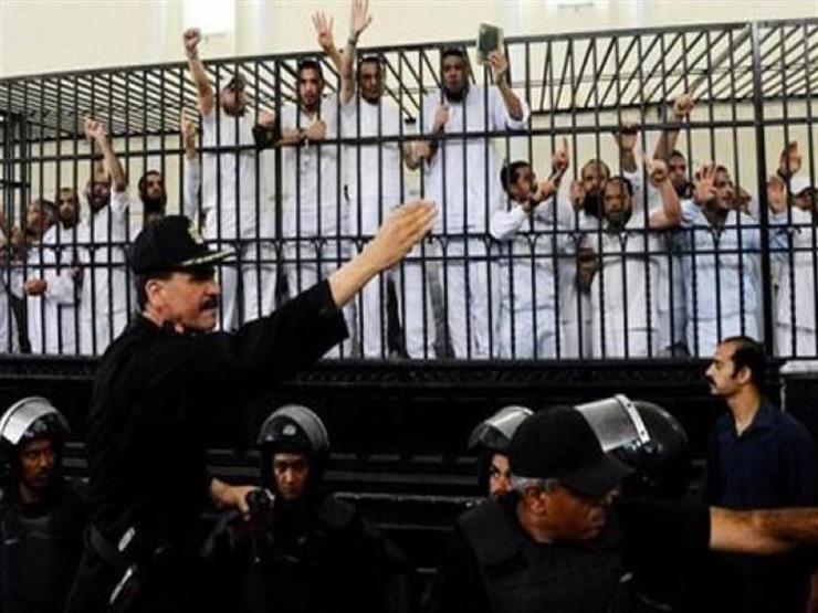 """تأجيل محاكمة 14 متهمًا في قضية """"العائدون من ليبيا"""" لـ 9 فبراير"""