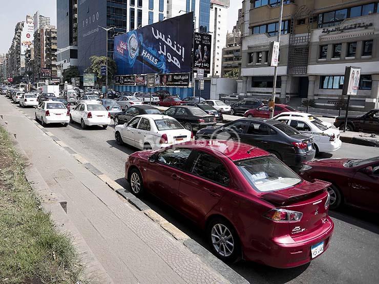 رئيس حي العجوزة يعلن التحويلات المرورية بعد غلق شارع جامعة الدول