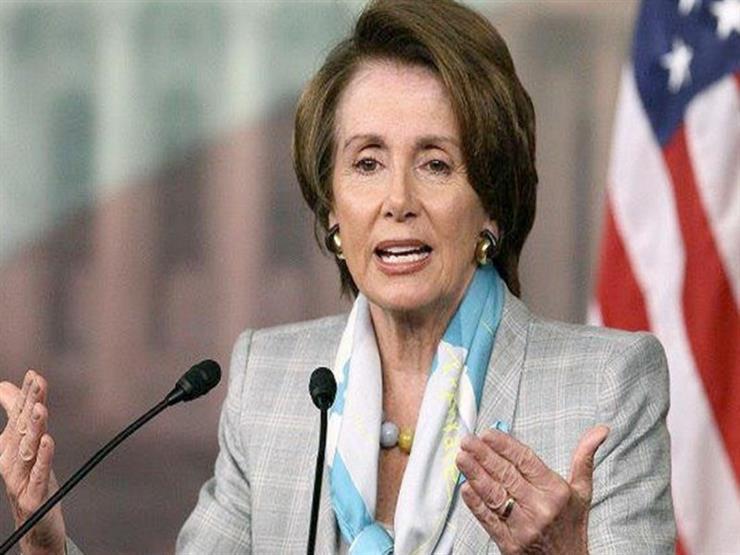 """رئيسة """"النواب الأمريكي"""": يجب الإنفاق على حماية الحدود لا بناء الجدران"""