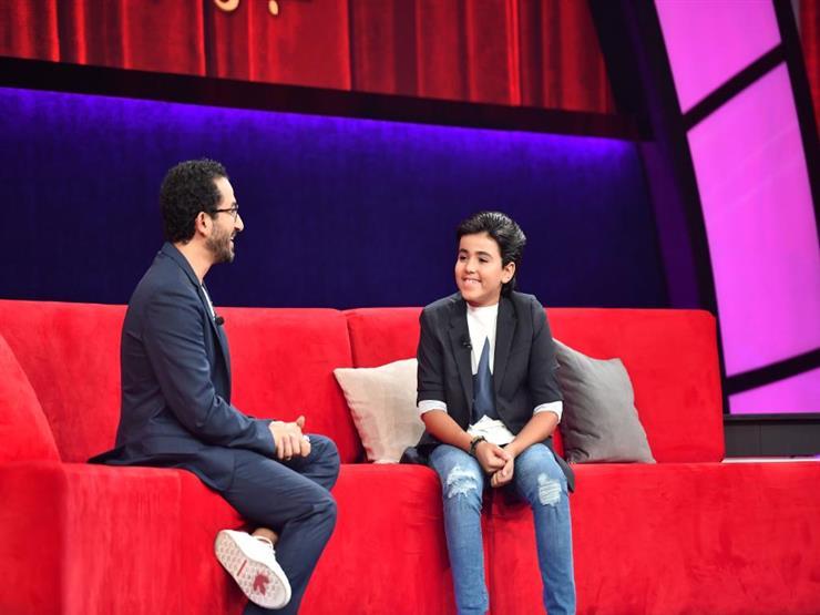 خالد حميدة يطرب الجمهور في نجوم صغار