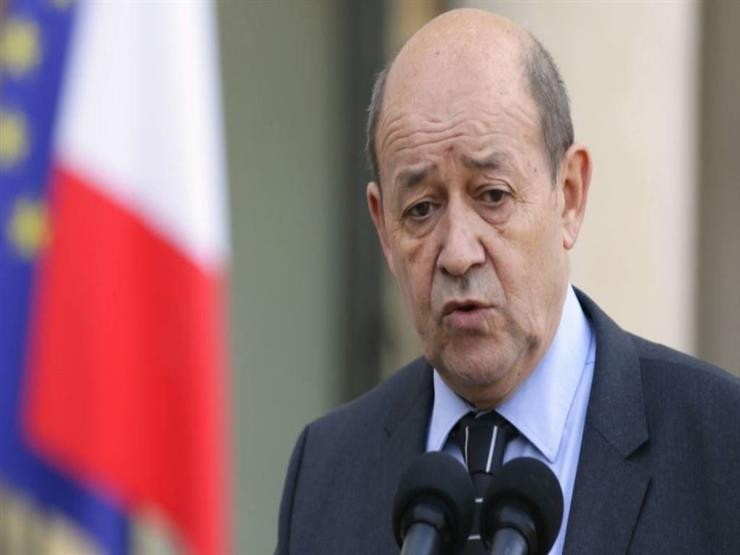 وزير الخارجية الفرنسي يصل إلى بغداد