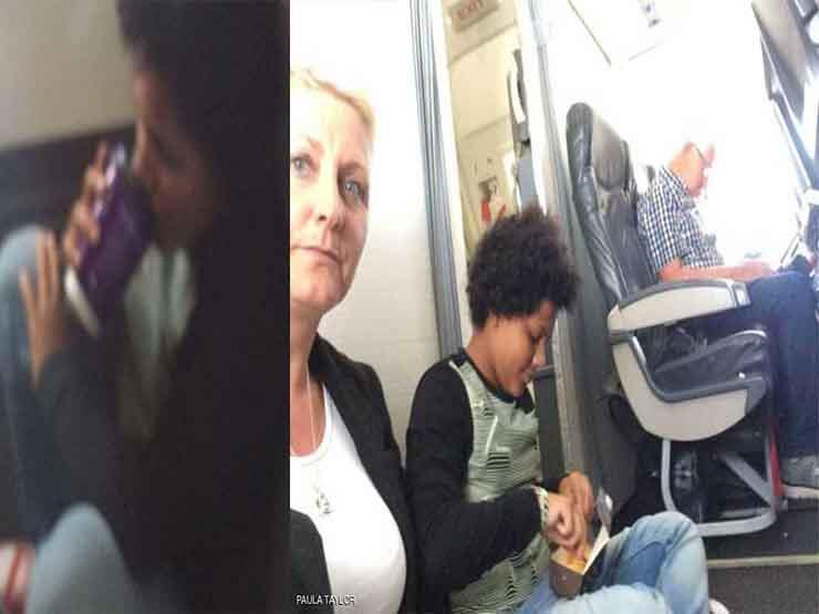 مأساة عائلة صعدت للطائرة ولم تجد مقاعدها