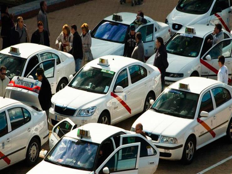 """خدمات """"أوبر"""" تجبر سائقي التاكسي في العاصمة الإسبانية على الإضراب"""