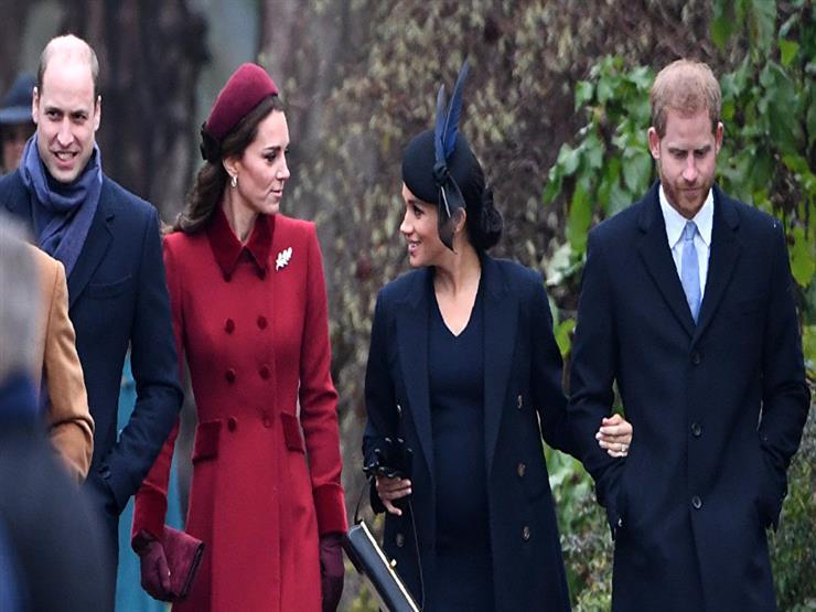 """في القصر الملكي.. خلافات """"السلايف"""" مستمرة بين ميجان ماركل وكيت ميدلتون"""