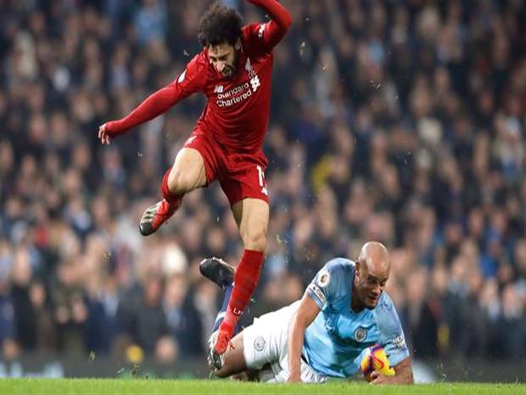 جماهير ليفربول غاضبة: طرد بولي أمام السيتي يشبه تدخل كومباني على صلاح
