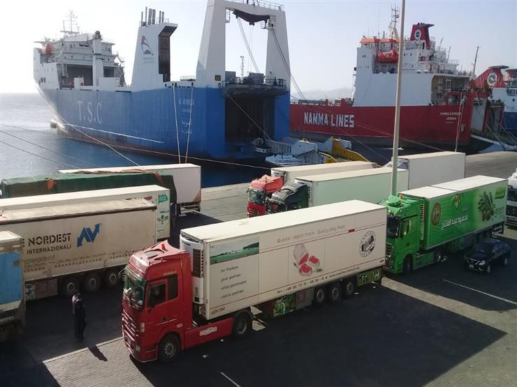 تداول 500 طن معدات بترولية في موانئ البحر الأحمر