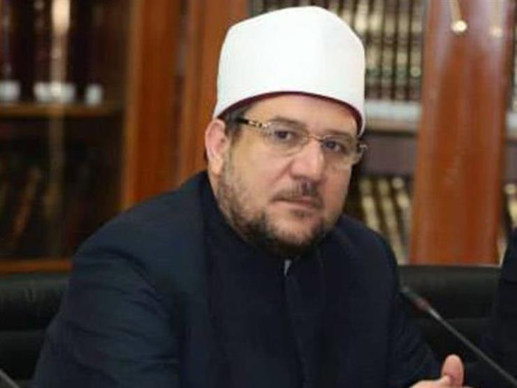 وزير الأوقاف يهنئ المصرين بنتيجة الاستفتاء