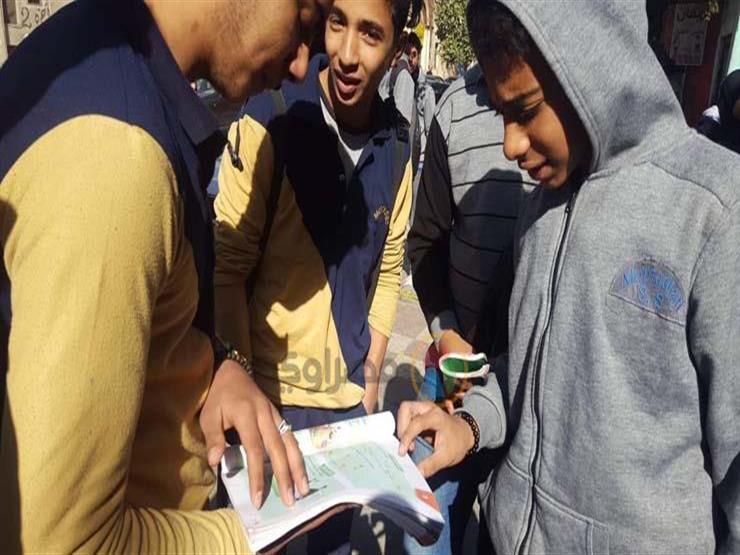 إلغاء امتحان الدين للشهادة الإعدادية بالدقهلية بعد تسريبه