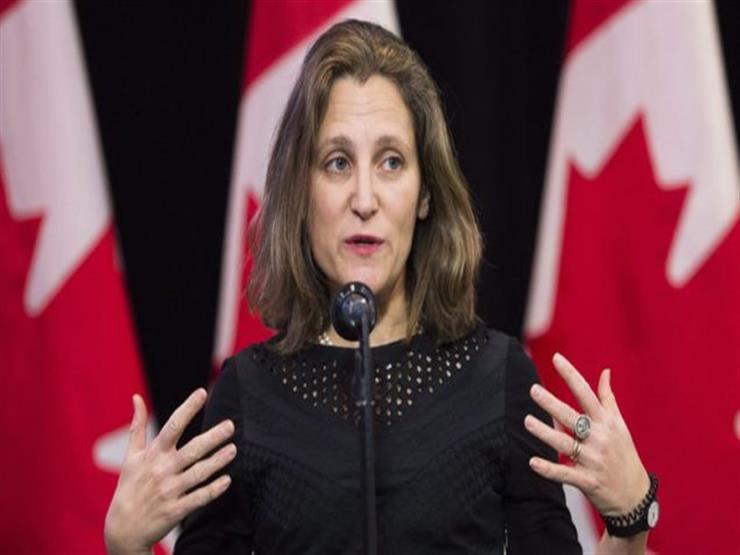 """وزيرة خارجية كندا تلتقي عددًا من الوزراء والمسؤولين الدوليين على هامش """"دافوس"""""""
