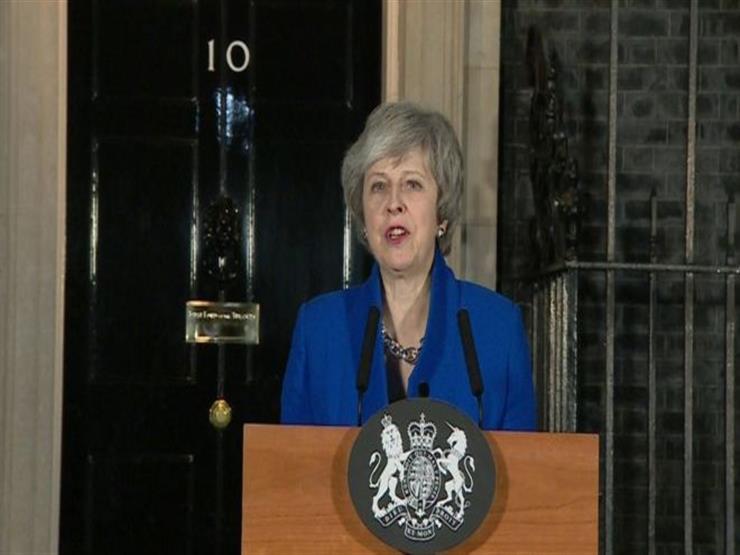 ماي تسعى لإعادة فتح مفاوضات بريكست مع بروكسل للفوز بدعم كوربين