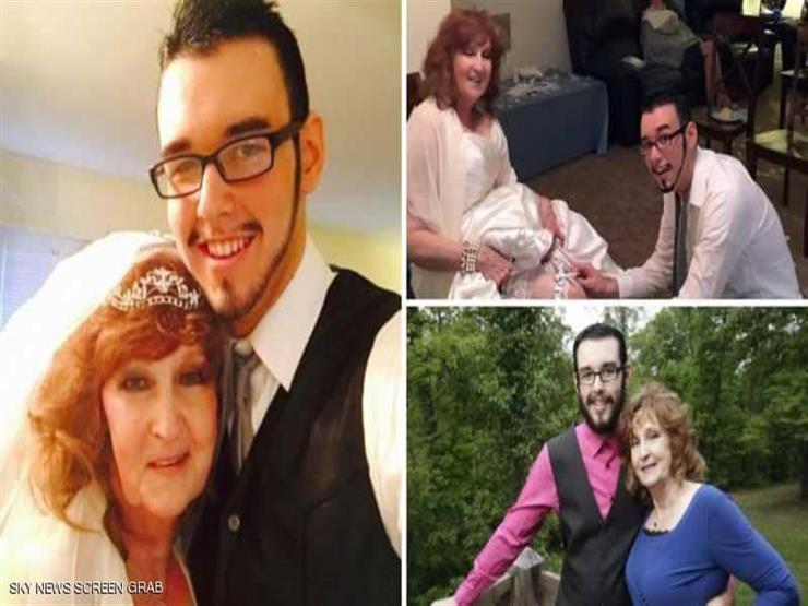 """الجدة والمراهق.. قصة حب في الجنازة تنتهي بـ""""أسعد زواج"""""""
