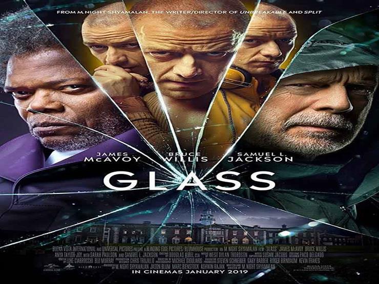 """إيرادات الأربعاء.. """"Glass"""" الأول و""""Aquaman"""" في المركز الثاني"""