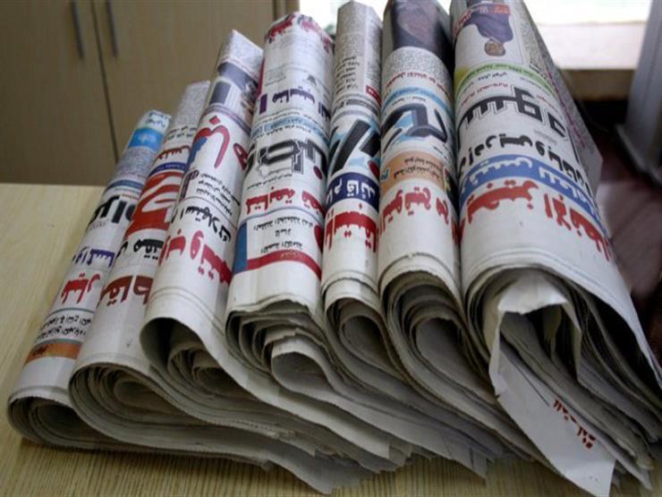 توجيهات الرئيس السيسي وامتحانات أولى ثانوي.. أبرز عناوين صحف القاهرة