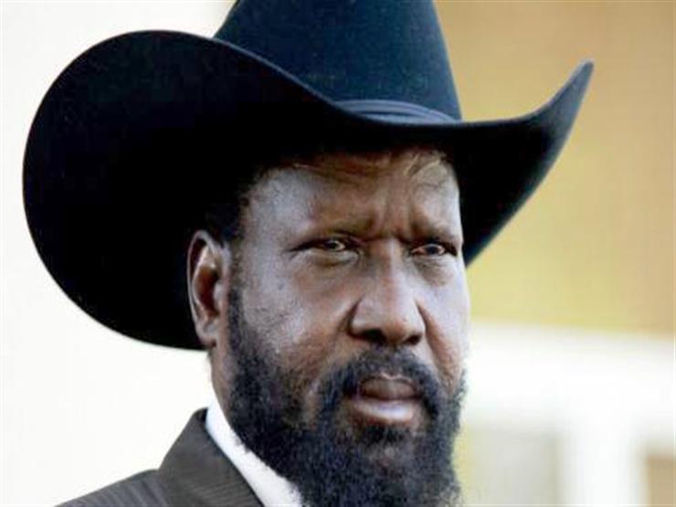 رئيس جنوب السودان يغادر القاهرة بعد لقاء نظيره المصري