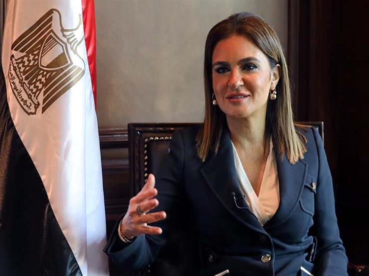 وزيرة الاستثمار: تقديم كافة خدمات المنطقة الحرة في بورسعيد إلكترونيا