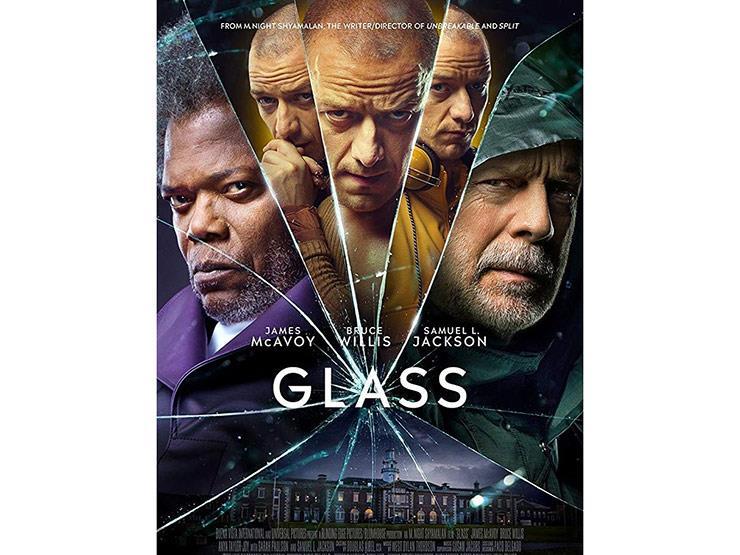 """إيرادات الخميس.. """"Glass"""" يواصل تفوقه على """"Aquaman"""""""