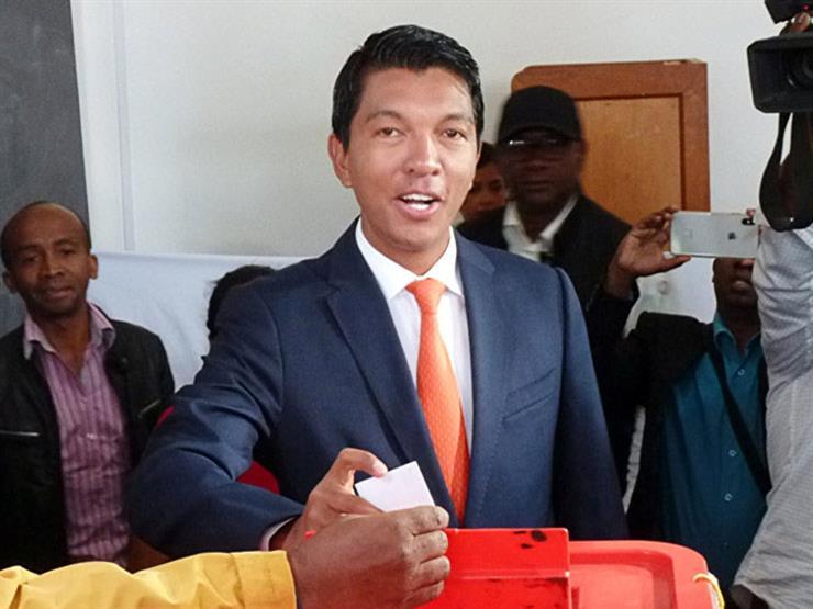 منسق الأغاني.. رئيس مدغشقر الذى خطف الأنظار فى أمم أفريقيا